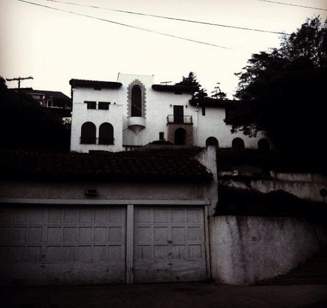 The Real Haunted Houses Of LA
